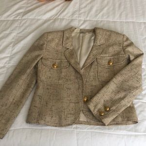 Vintage Valentino Blazer size 8 made in Italy
